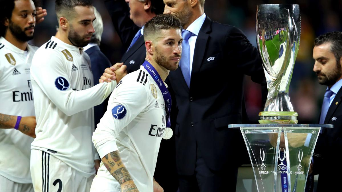 Ramos: Real Madrid will win again