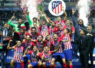 Atlético Madrid well-placed for another title push