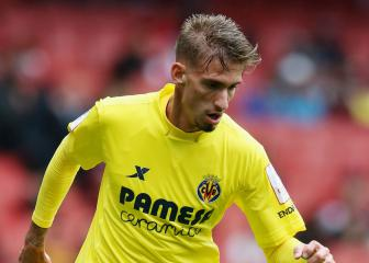 Milan sign Castillejo as Bacca joins Villarreal permanently