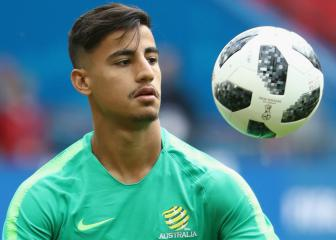 Swapping champions: Man City winger Arzani joins Celtic