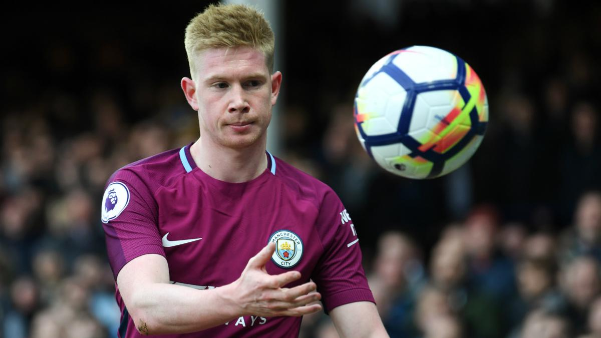 Liverpool, Champions League, Manchester derby - The matches De Bruyne will miss due to injury