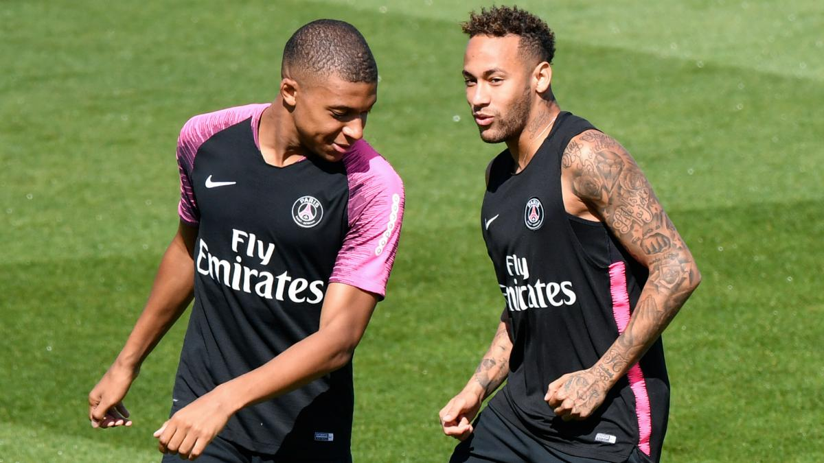 Mbappe returns to PSG squad, Kehrer set for debut