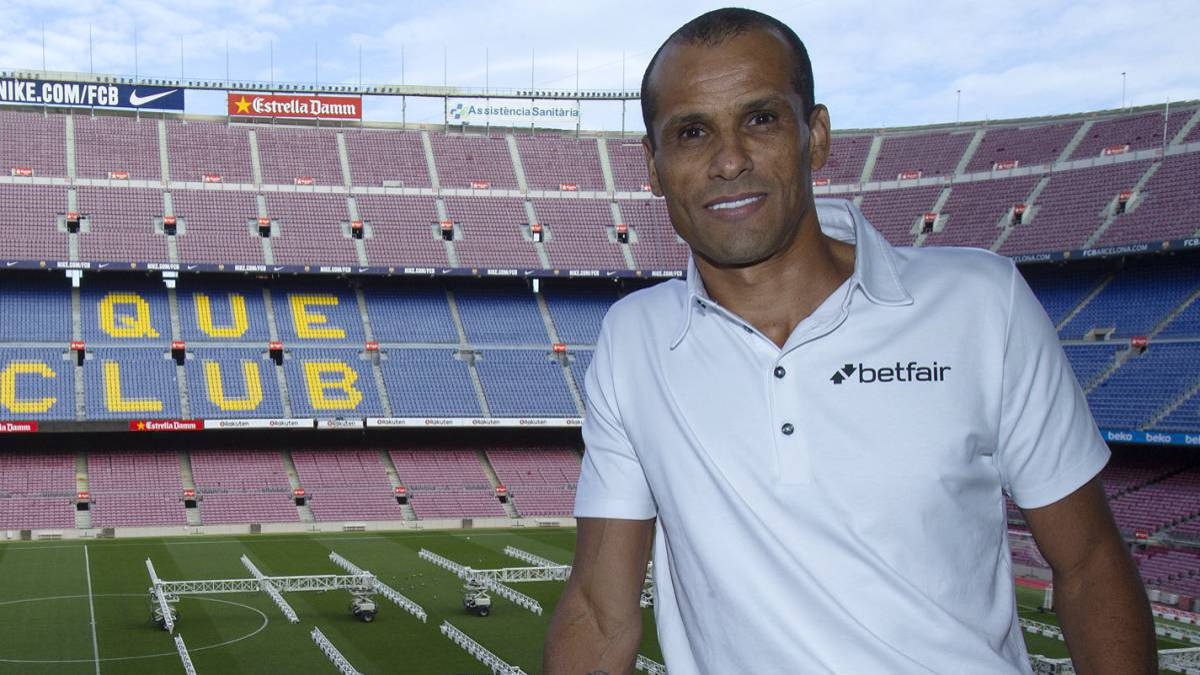 "Rivaldo: ""Simeone is the best coach in Europe right now"""