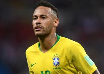 Neymar's behaviour deserves praise, Tite claims