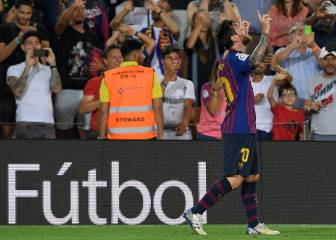 Messi starts the season with a bang as Barça beat Alavés