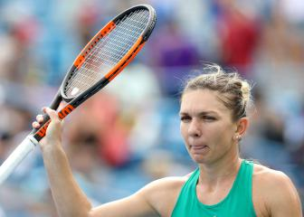 Simona Halep hits back to torment Tsurenko in Ohio