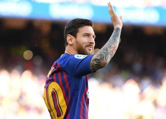 Messi makes Liga history with Barcelona's 6,000th goal