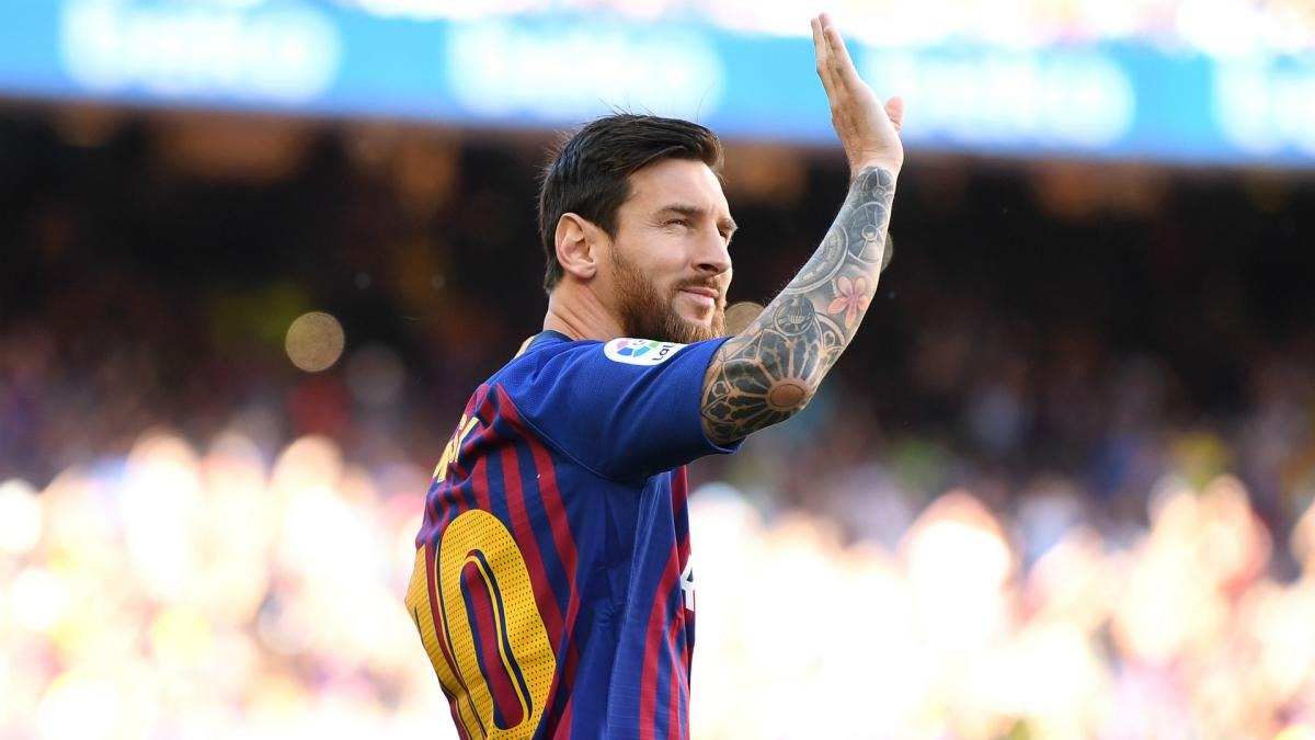 Messi makes LaLiga history with Barcelona's 6000th goal