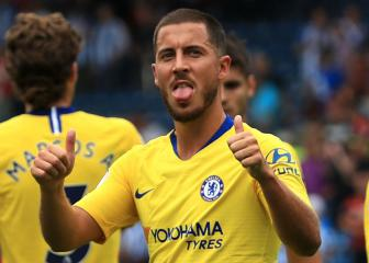 Hazard confirms he is staying at Chelsea for 2018-19 season