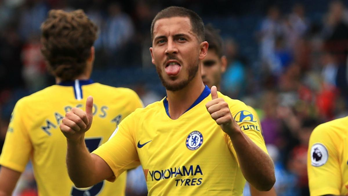 Hazard confirms he is staying at Chelsea this month