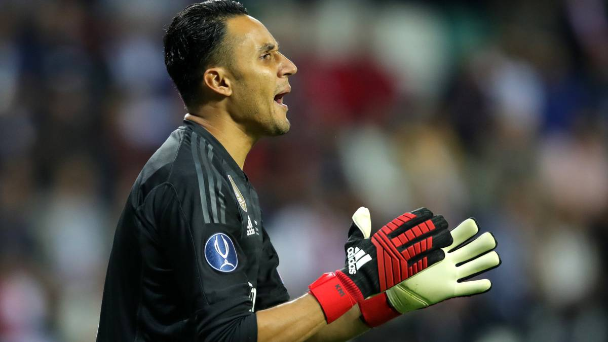 Real Madrid vs Getafe: Keylor Navas, Ceballos start for hosts