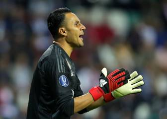 Real Madrid vs Getafe: Keylor, Ceballos start for hosts