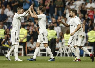 Carvajal and Bale earn Real comfortable win over Getafe