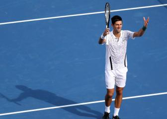 Djokovic makes history with Masters clean sweep