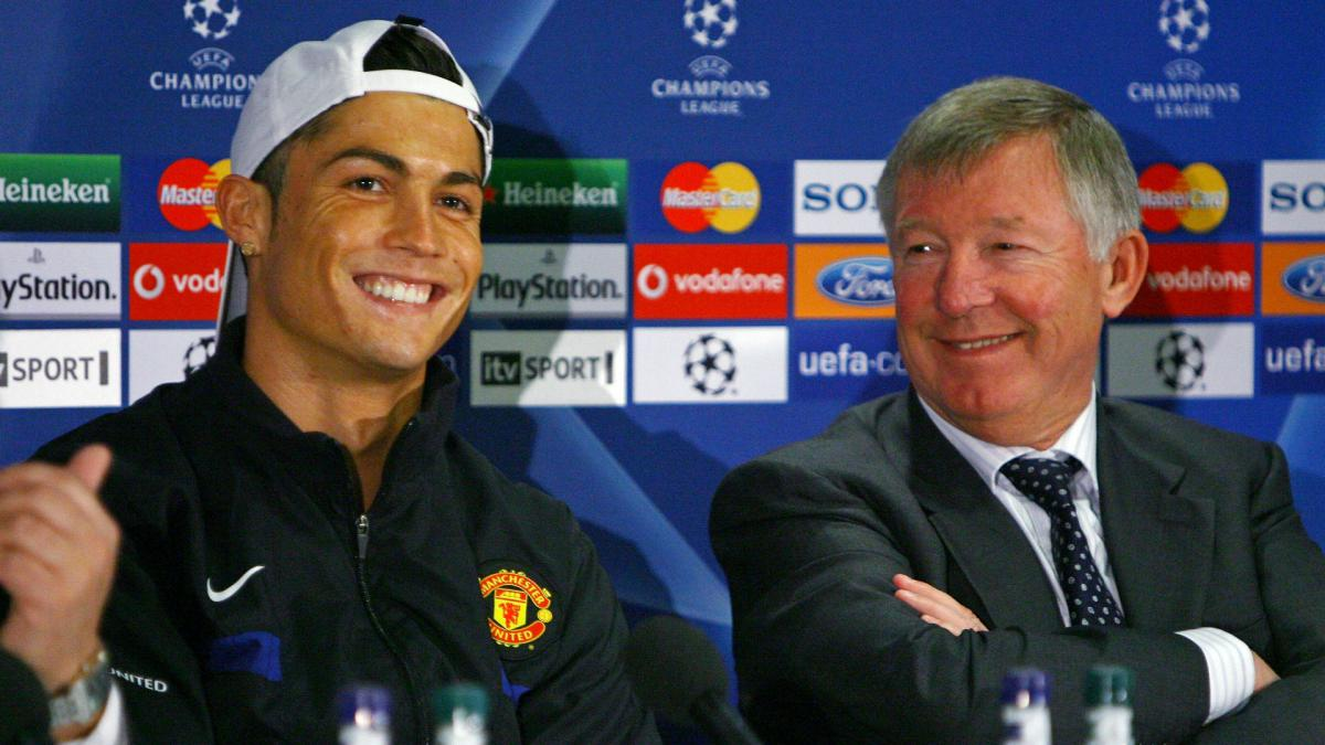 Too many stepovers! How Ferguson taught Ronaldo