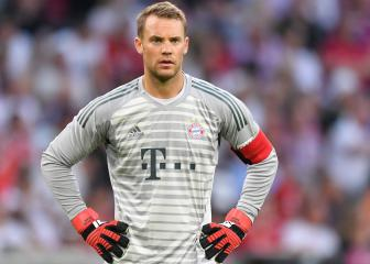 Neuer calms treble talk: