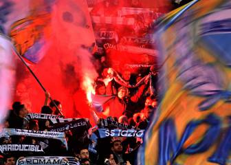 Italy probes Lazio fans who warned women to stay away