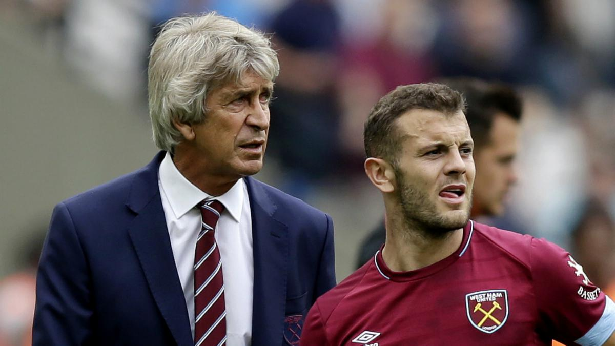 Pellegrini questions Wilshere sale ahead of Arsenal clash
