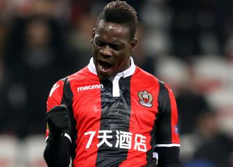 Balotelli names Vieira as essential to Nice decision
