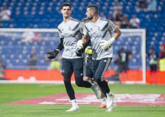 Real Madrid round-up: Courtois, Casilla, Luca Zidane, Mayoral...