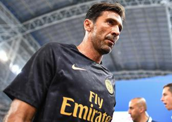 Buffon to be left out of PSG's next two Ligue 1 matches