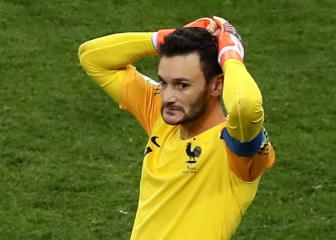 Spurs' goalkeeper Lloris responds to drink-driving charge