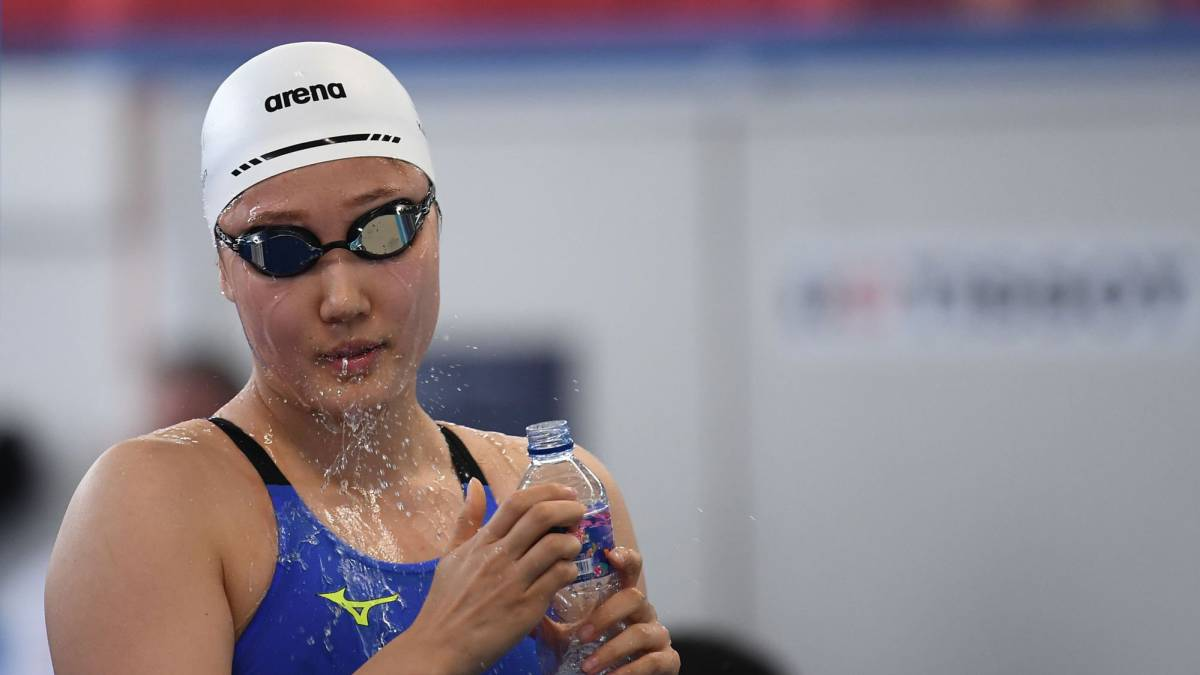 South Korea demand probe over athlete's assault on swimmer