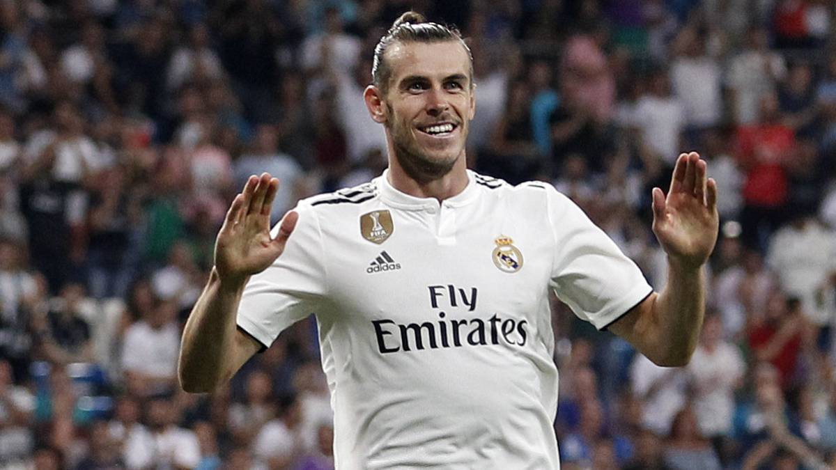 Bale ready to be the main man for Real Madrid