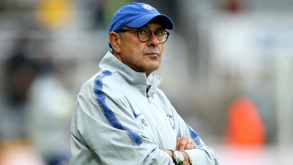 Sarri surprised by Benitez approach