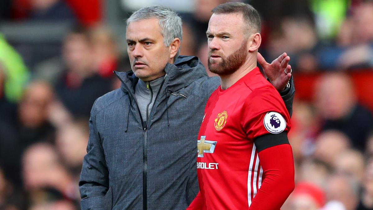 Mourinho knows what he's doing - Rooney backs Man United boss