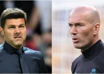 Pochettino, Zidane lead potential Mourinho replacements
