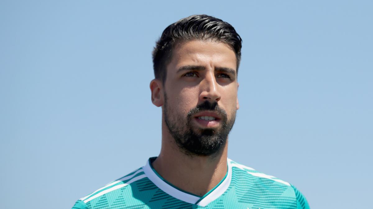 Khedira out of Germany squad as Low calls up Kehrer, Havertz and Schulz