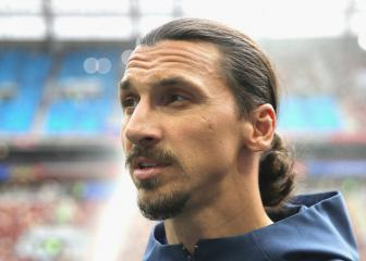 Ibrahimovic fined by MLS over 'slap' in LA derby