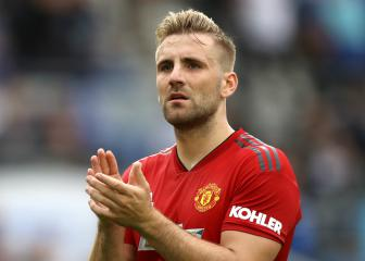 Shaw, Lallana return to England squad, McCarthy called up