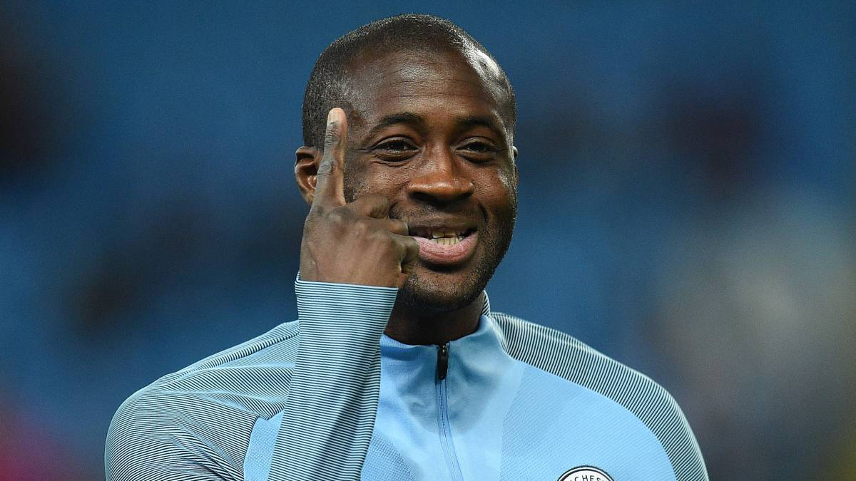 Yaya Touré has British citizenship, and still set to join a new club