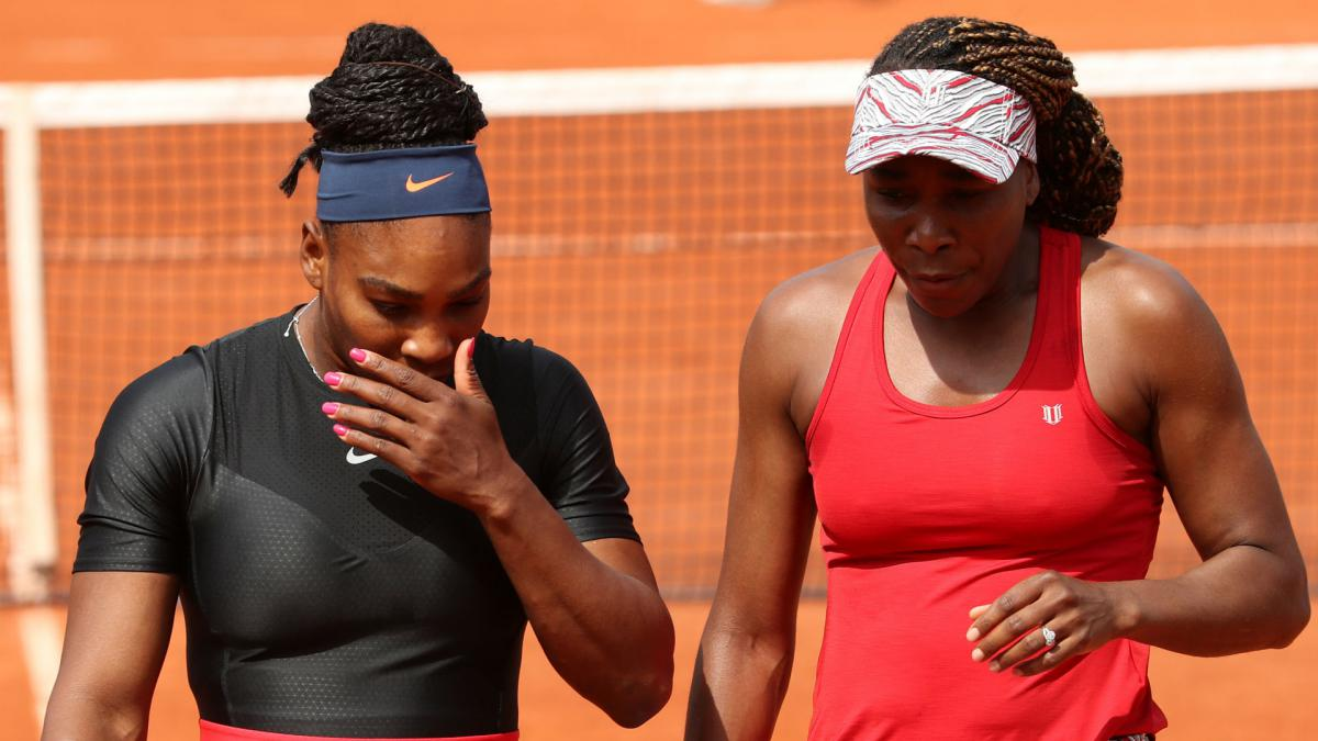 Serena amazed sisters are still doing it for themselves