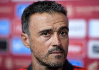 Luis Enrique leaves Alba, Koke, Lucas and Aspas out of the list