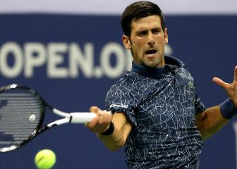 Djokovic overcomes Tennys Sandgren in New York