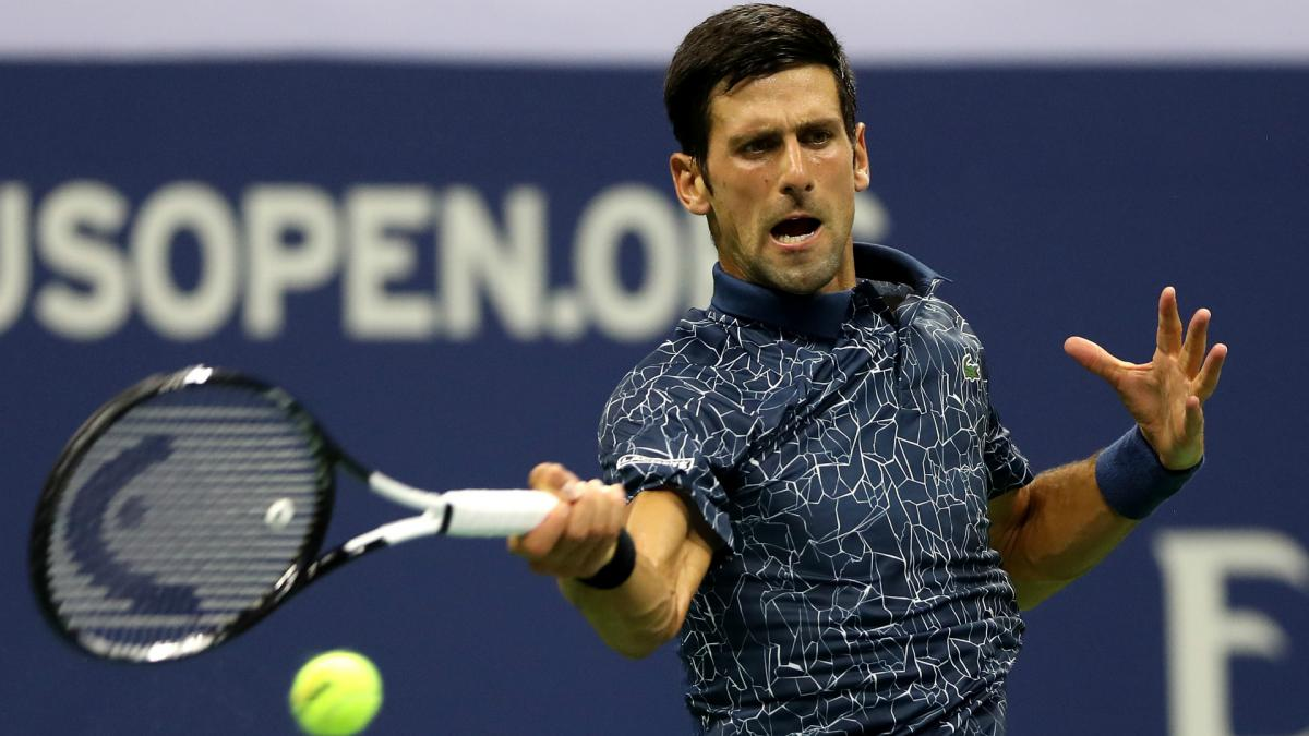 Djokovic overcomes Sandgren in New York
