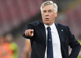 Ancelotti backs Napoli to emerge from Champions League group