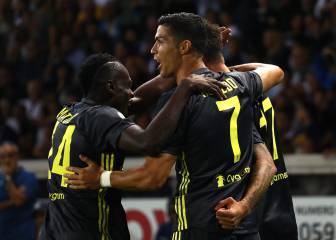 Juve juggernaut powers on with away win in Parma