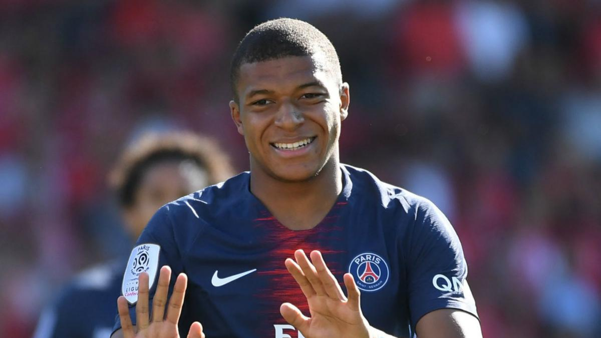 Mbappe after red card: I would do it again