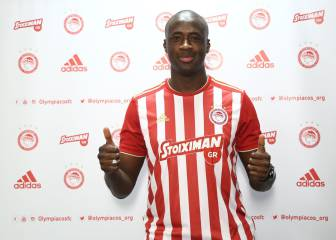 Yaya Toure officially announces his return to Olympiakos