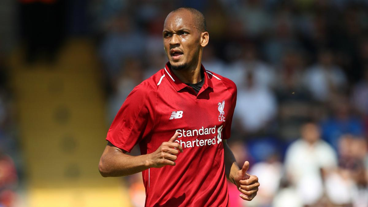 Fabinho progress satisfies Liverpool boss Klopp