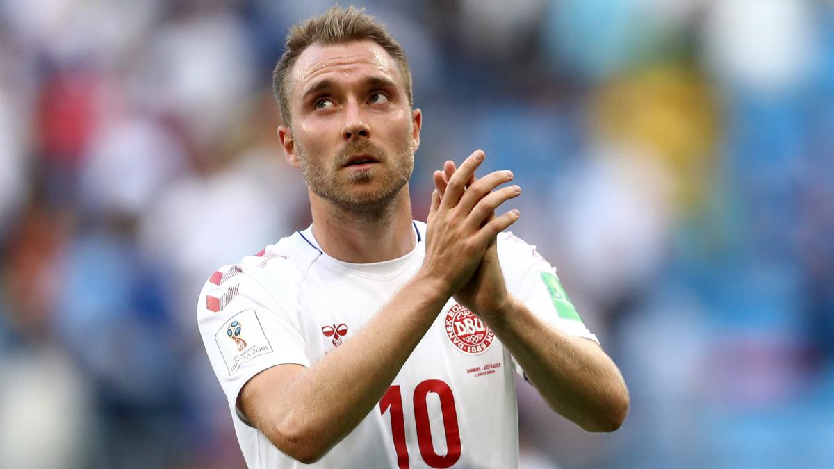 Eriksen calls for truce in Denmark row that could lead to futsal players facing Slovakia and Wales