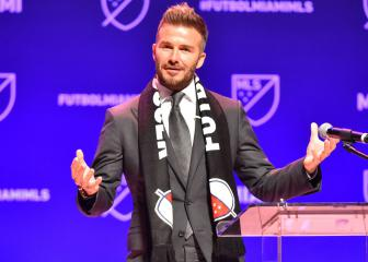 Beckham's 'proud day' as Inter Miami is born