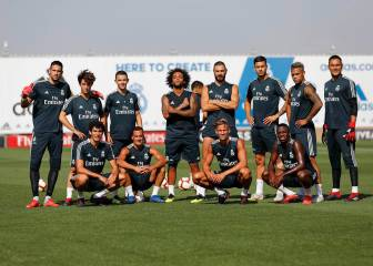 Real Madrid round-up: Morientes, Roma, Modric, Zidane...