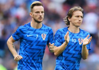 Rakitic lauds 'world's best' Modric