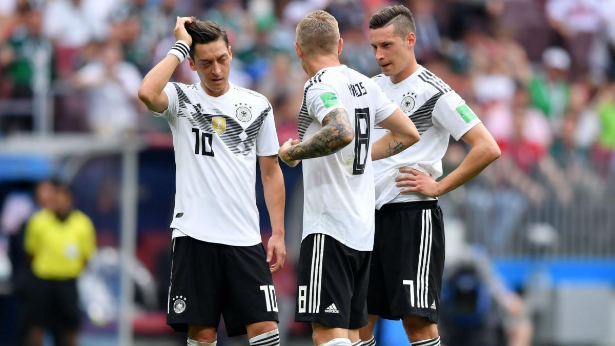 Germany a role model, not racist – Kroos rejects Ozil claims again
