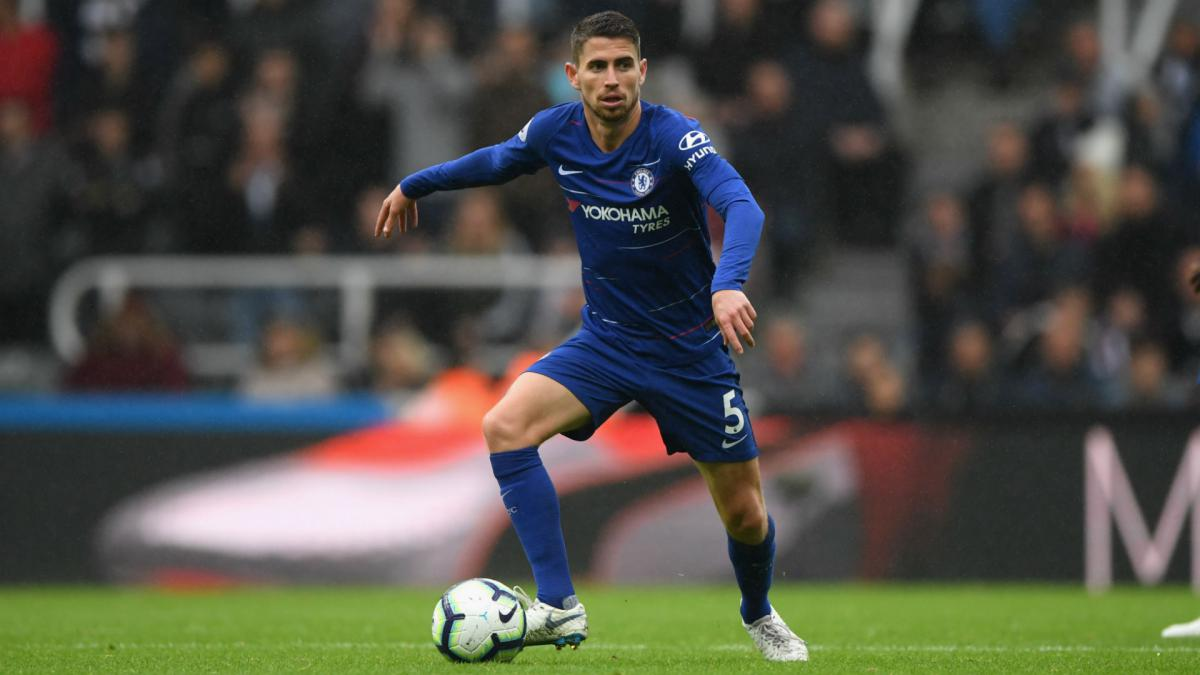 Jorginho loving Premier League, but hopes for Serie A return